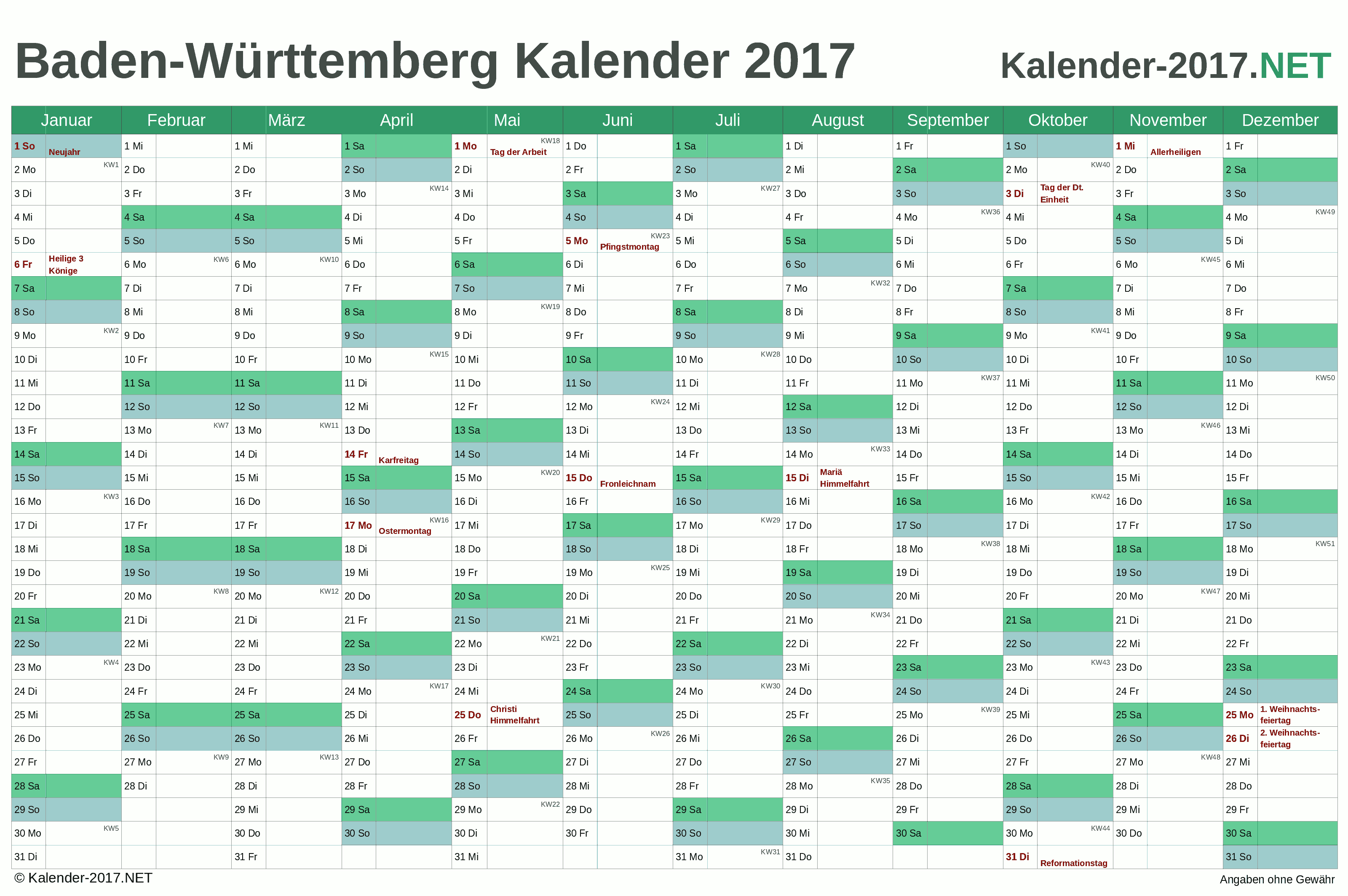 Wochenkalender Conceptum 2020 2021 D Gb F Nl Sigel